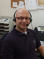 Andreas Glaser, Sales Office Manager