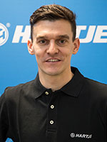 Benedikt Eglseer, Sales Office Manager