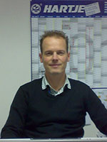 Jurgen Kruitbosch, Sales Office Manager