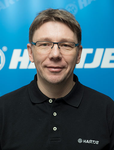 Thomas Kellermann, Head of Telephone Sales