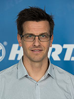 Volker Eckhoff, Sales Office Manager
