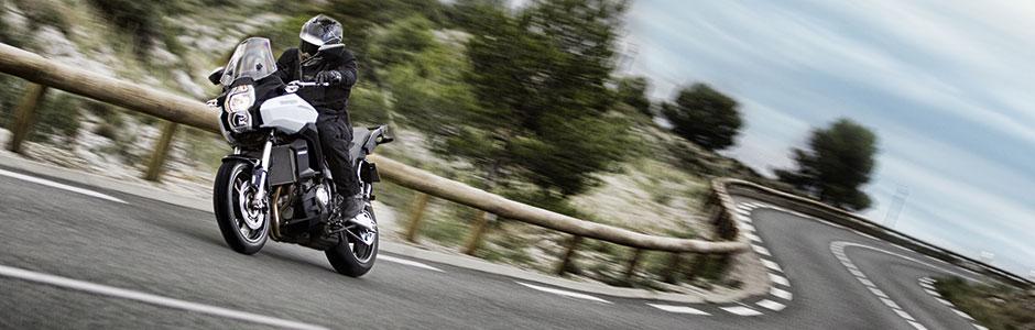 Motorcykler / Scootere