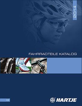 HARTJE Fahrradteile Katalog 2014