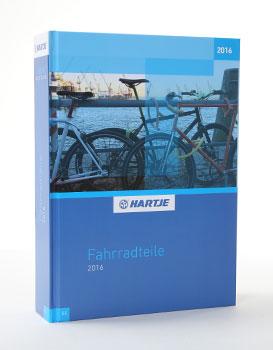 HARTJE Fahrradteile Katalog 2016