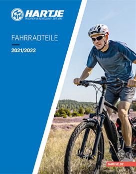 HARTJE Fahrradteile Katalog 2017