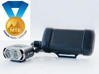 Preis-Leistungssieger im Helmleuchten-Test der WOMB