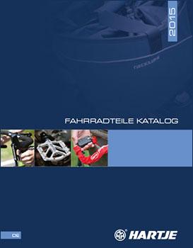 HARTJE Fahrradteile Katalog 2015