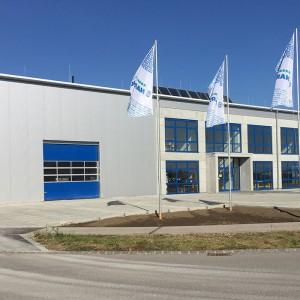 Sales Office Augsburg