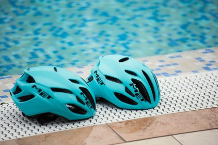 MET helmets Drops cycling Manta Rivale
