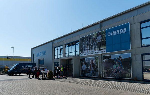 HARTJE eröffnet erstes Experience Center in Deutschland
